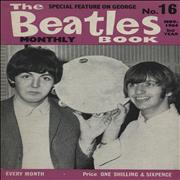 Click here for more info about 'The Beatles - The Beatles Book No. 16 - 1st'