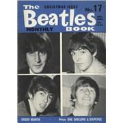 The Beatles The Beatles Book No. 17 - 1st UK magazine