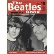 The Beatles The Beatles Book No. 18 - 1st UK magazine