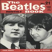 Click here for more info about 'The Beatles - The Beatles Book No. 21 - 1st'