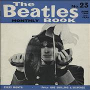 The Beatles The Beatles Book No. 23 - 1st UK magazine
