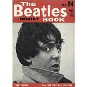 The Beatles The Beatles Book No. 24 - 1st UK magazine
