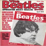 Click here for more info about 'The Beatles - The Beatles Book No. 24 - 2nd'