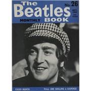 The Beatles The Beatles Book No. 26 - 1st UK magazine