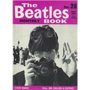 The Beatles The Beatles Book No. 28 - 1st UK magazine