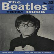 Click here for more info about 'The Beatles - The Beatles Book No. 32'
