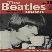 Click here for more info about 'The Beatles - The Beatles Book No. 33'