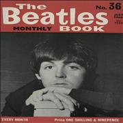 Click here for more info about 'The Beatles - The Beatles Book No. 36 - 1st'