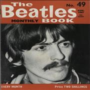 Click here for more info about 'The Beatles - The Beatles Book No. 49'