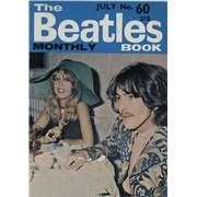 The Beatles The Beatles Book No. 60 UK magazine