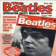 Click here for more info about 'The Beatles - The Beatles Book No. 64 - 2nd'