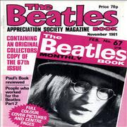 Click here for more info about 'The Beatles - The Beatles Book No. 67 - 2nd'