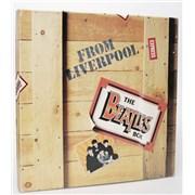 The Beatles From Liverpool - The Beatles Box UK vinyl box set