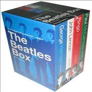 The Beatles The Beatles Box - Sealed UK box set