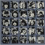 The Beatles The Beatles Christmas Album USA vinyl LP Promo