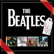 The Beatles The Beatles Christmas Pack UK 4-CD set