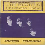 Click here for more info about 'The Beatles - The Beatles Christmas Show + ticket stubs'