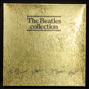 The Beatles The Beatles Collection - Gold Foil Box Australia vinyl box set