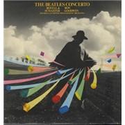 The Beatles The Beatles Concerto UK vinyl LP