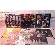 The Beatles The Beatles Deagostini Vinyl Collection - 23 Sealed Albums UK cd album box set