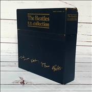 The Beatles The Beatles EP Collection - Red - VG/EX Japan box set