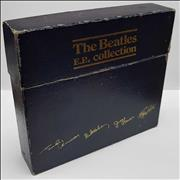 "The Beatles The Beatles E.P. Collection - VG box UK 7"" box set"