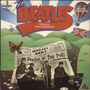 Click here for more info about 'The Beatles Featuring Tony Sheridan - EX'