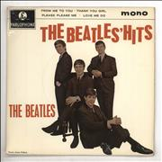 Click here for more info about 'The Beatles - The Beatles' Hits - 1st - EX'