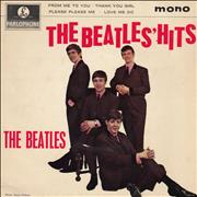 Click here for more info about 'The Beatles - The Beatles' Hits - 2nd - BuPr - VG'