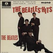 Click here for more info about 'The Beatles - The Beatles' Hits - 2nd - BuPr'