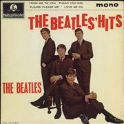 Click here for more info about 'The Beatles - The Beatles' Hits - 2nd - EX'