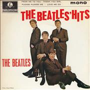 "The Beatles The Beatles' Hits EP - 6th - EMI UK 7"" vinyl"
