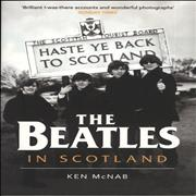 The Beatles The Beatles In Scotland UK book