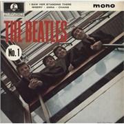 "The Beatles The Beatles (No. 1) EP - 1st - EX UK 7"" vinyl"