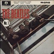 "The Beatles The Beatles (No. 1) EP - 1st - VG UK 7"" vinyl"