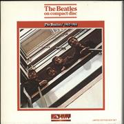 Click here for more info about 'The Beatles - The Beatles Red & Blue CD Album Box Sets'
