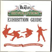 The Beatles The Beatles Revolution UK tour programme
