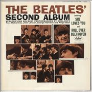 The Beatles The Beatles' Second Album - 1st USA vinyl LP