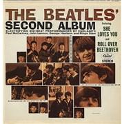 The Beatles The Beatles' Second Album - Green Label Canada vinyl LP