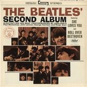 The Beatles The Beatles' Second Album - Orange Label / with RIAA seal USA vinyl LP