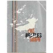 The Beatles The Beatles Show + ticket stubs UK tour programme