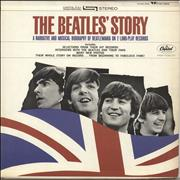 Click here for more info about 'The Beatles - The Beatles' Story - Apple - VG'