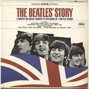The Beatles The Beatles' Story - Apple - VG USA 2-LP vinyl set