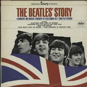 The Beatles The Beatles' Story - Apple USA 2-LP vinyl set