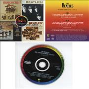 The Beatles The Capitol Albums - Volume 1 Sampler USA CD album Promo