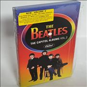 The Beatles The Capitol Albums Vol. 2 UK 4-CD set