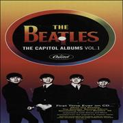 The Beatles The Capitol Albums Vol.1 UK 4-CD set