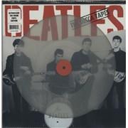 The Beatles The Decca Tapes - 180gram Clear Vinyl UK vinyl LP
