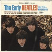 The Beatles The Early Beatles - 1st - EX USA vinyl LP
