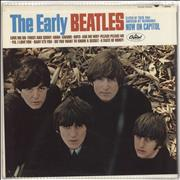 The Beatles The Early Beatles - 1st USA vinyl LP